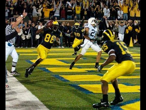 2005 Michigan vs. Penn St.