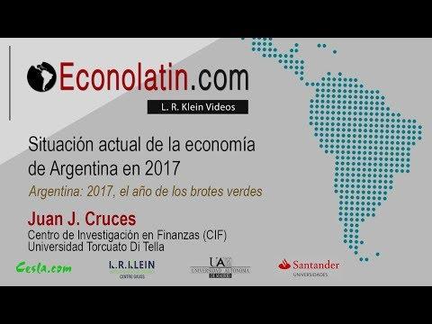 Situación actual de la economía de Argentina en 2017: el año de los brotes verdes