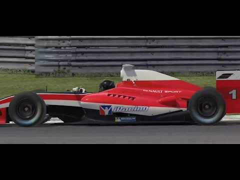 The Formula Renault 3.5 - Available on iRacing December 2018