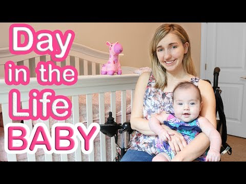 Day in the Life with a Newborn Baby! | DITL New Mom