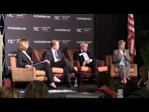 NC Chamber - Education Leaders Panel