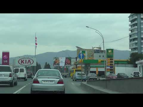 In the streets of Tbilisi with intense history video Arif Herekar