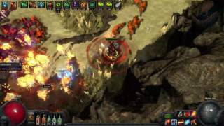 [2.3] Explosive Arrow Elementalist with 11 Grand Spectrum - Gorge Run