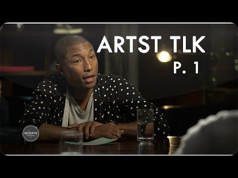 Born an Artist: Futurism & Pop Surrealism | EP. 10 Part 1/4 ARTST TLK | Reserve Channel