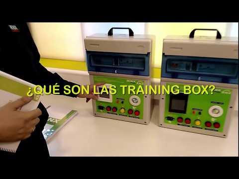 Training BOX y el portal Web