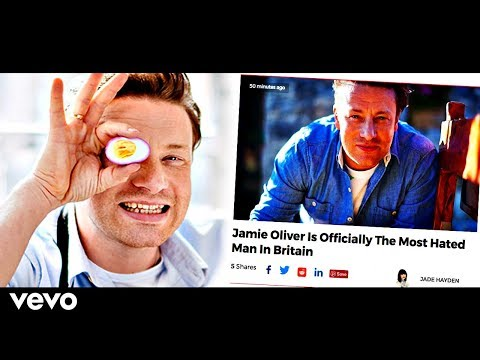 JAMIE OLIVER DISS TRACK FT MARIKE (OFFICIAL MUSIC VIDEO)