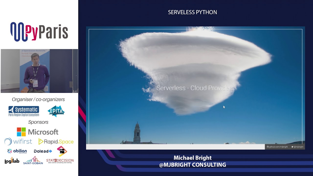 Image from Serverless Python