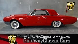 1964 Ford Thunderbird - Atlanta Showroom - Stock # 29