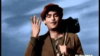IN Colour!!! Mera Joota Hai Japani - Raj Kapoor - Nargis - Shri 420
