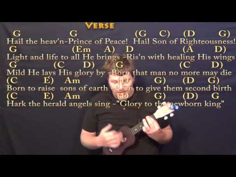 Hark The Herald Angels Sing Ukulele Chords By Citizens Worship Chords
