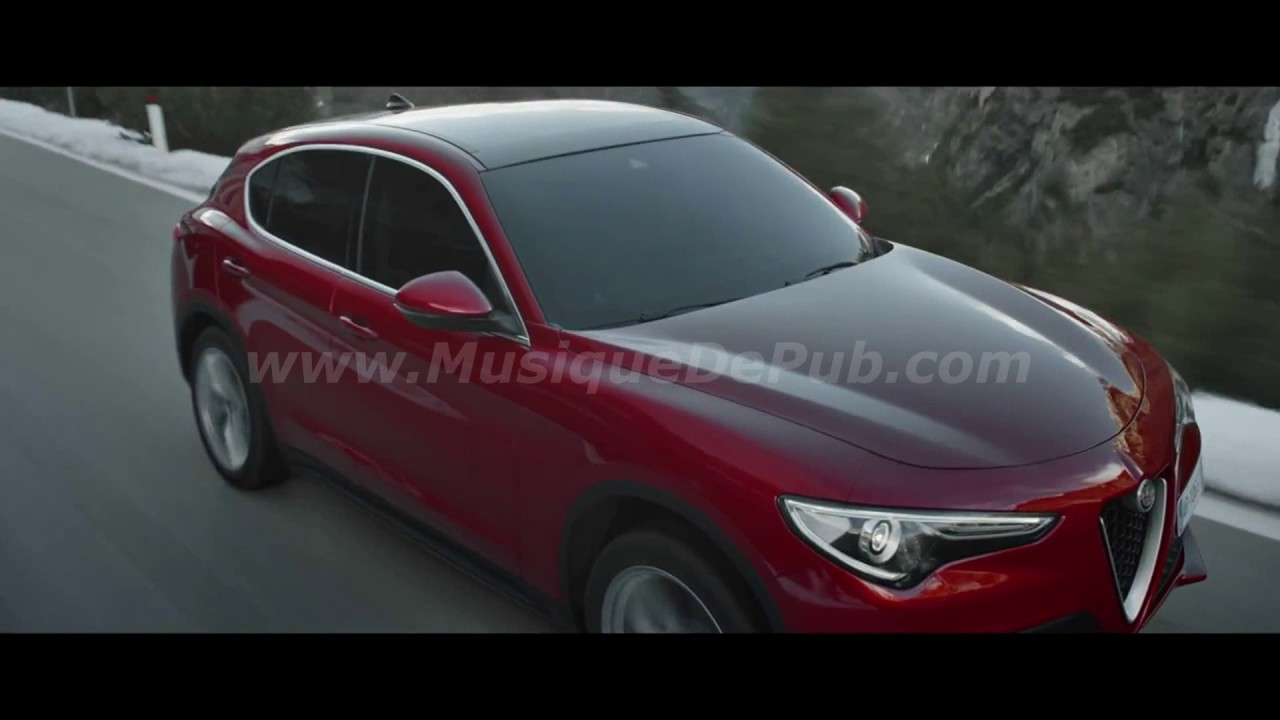pub alfa romeo stelvio 2017 hq youtube. Black Bedroom Furniture Sets. Home Design Ideas