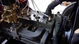 1936 reo speedwagon pickup first time running engine