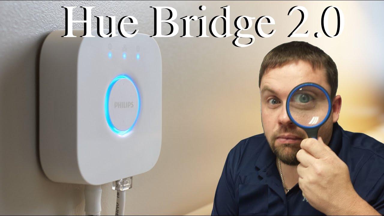 Philips Hue Bridge 2 0 Homekit Starter Kit Review Youtube