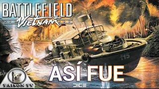 Battlefield Vietnam Así Fue el Segundo Battlefield de la historia