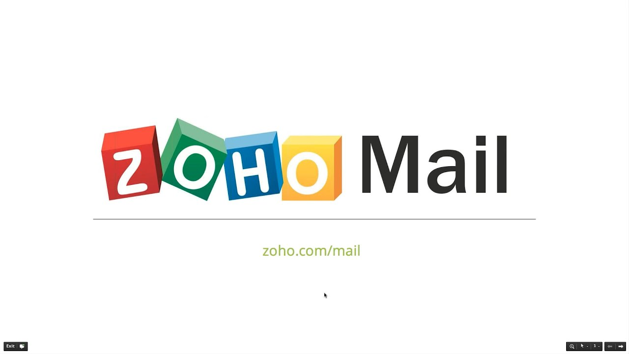 Zoho Mail Webinar: Getting Launched With Zoho Mail
