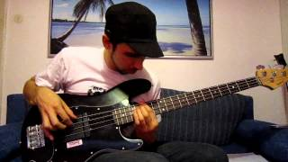 Bass Major Triads Groove African