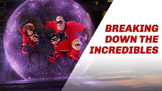 Director Brad Bird Reveals the Powers the Incredibles Almost Had