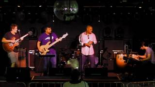 Ryan RnB Barber & Friends @ Salvage Station 6-14-2017