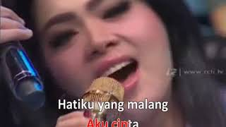 Cinta Sendirian Karaoke - Syahrini Feat Maruli T