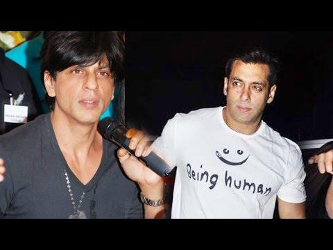 Shah Rukh Khan: I Love You Salman Khan!
