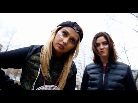 MTV Style | Dangerous PARKOUR!!! Wana fordert Anouschka heraus