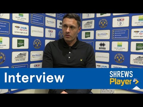 INTERVIEW | Paul Hurst on Players Released - Town TV