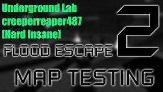 FE2 - Underground Lab - [Hard Insane] - Roblox
