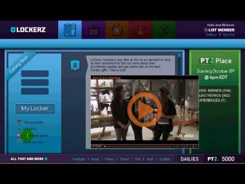 -Lockerz 5000 PTZ + Z Lister Status!-  [Working as of December 14, 2009!]