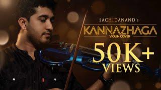 3 - Kannazhaga | Violin Cover | SACHIDANAND | Triangle Band