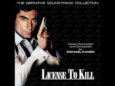 James Bond  License to Kill soundtrack FULL ALBUM
