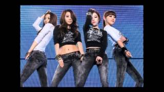 브라운아이드걸스 (Brown Eyed Girls) discography PART 3 (2009 - 2012)