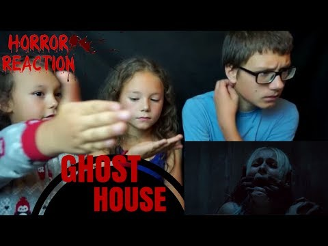 GHOST HOUSE Trailer Reaction!!!