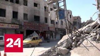 В Сирии гибнет больше мирных жителей, чем боевиков ИГИЛ - Россия 24