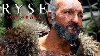 Ryse Son of Rome PC ULTRA Gameplay German #06 - Die wilden Kerle
