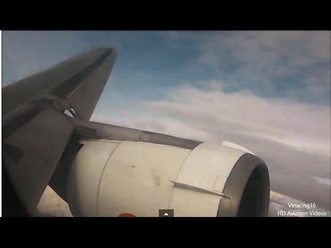 Biman Bangladesh McDonnell Douglas DC-10 Birmingham (BHX) Scenic Flight *FULL FLIGHT* [1080p HD]