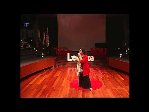 Shakespeare, sex education, and a lighthouse | Marya Abdul Rahman | TEDxNDULouaize