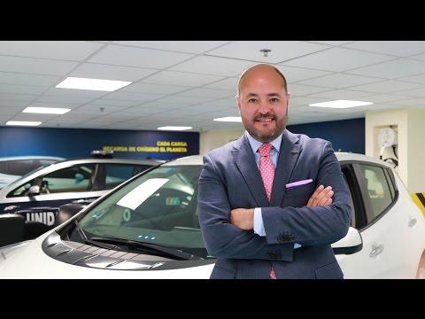 LEAF, el auto eléctrico de Nissan