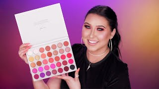 THE JACLYN HILL PALETTE VOLUME 2 REVEAL + SWATCHES!