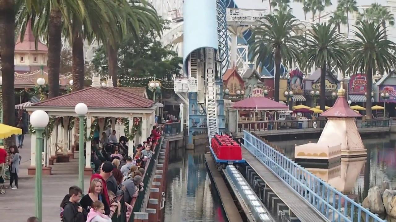 Disneyland & California Adventure Trip (New Years 2017) 1 ...