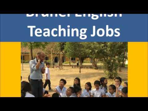 Brunei English Teaching Jobs