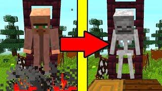 �������� ���� ЗА ЧТО СОЖГЛИ ЭТОГО ЖИТЕЛЯ?! [СЕРИЯ 5] ТАЙНАЯ ДЕРЕВНЯ ЖИТЕЛЕЙ В МАЙНКРАФТ! - (Minecraft - Сериал) ������
