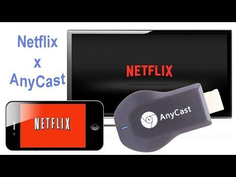 como ver Netflix com anycast e mirascreen - YouTube