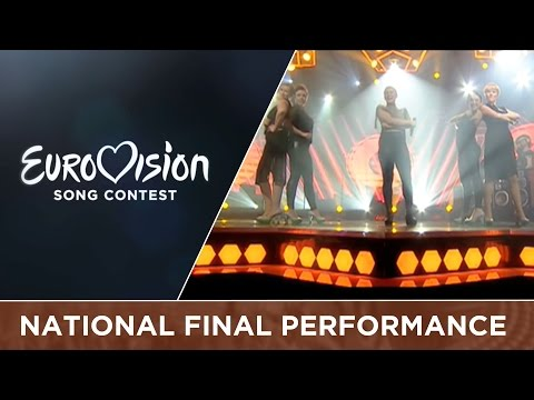 Sandhja - Sing It Away (Finland) National Final Performance