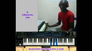 Download Video We give you glory Lord Tutorial(nigerian worship worship)- Inspiredfingers Nigeria MP3 3GP MP4