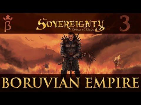 Sovereignty Crown of Kings 3 - Boruvian Empire
