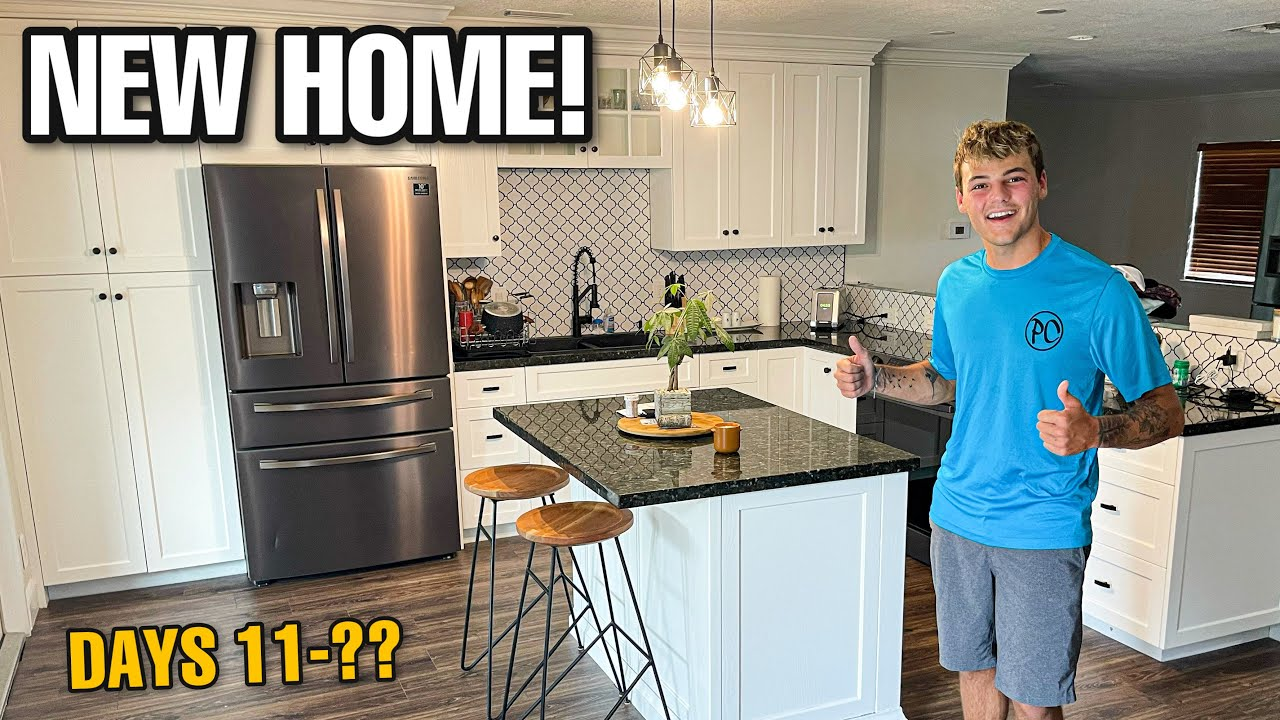 New House Renovation is COMPLETE!! (ready to move)