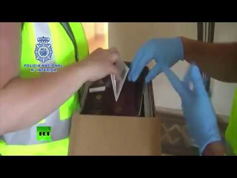 Police break up crime group smuggling Iranians into the UK