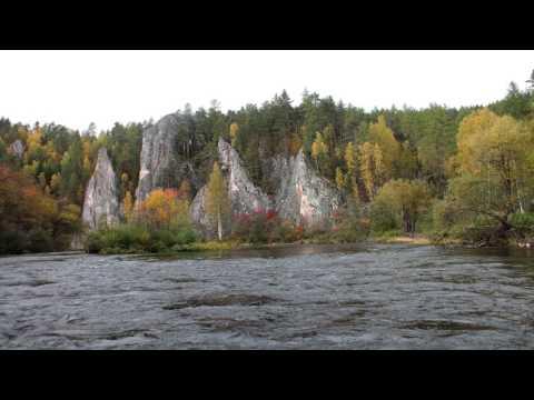 Сплав по реке Ивдель