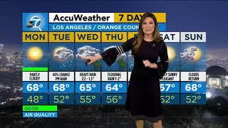 Heavy rain returning to SoCal this week | ABC7