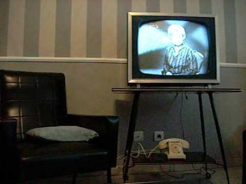 televiseur Philips - ORTF